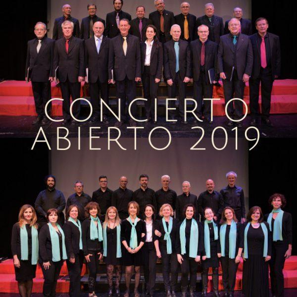 Concierto abierto 2019