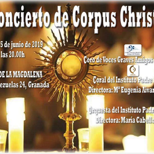 Concierto Corpus Cristi